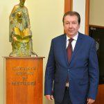 проф. д-р Никола Јанкуловски, Ректор на УКИМ