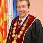 Prof. Nikola Jankulovski, PhD, Rector of UKIM 1